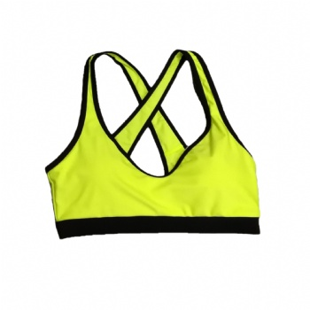 Ladies' sports top tank style No. JL02357